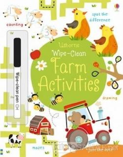 Wipe-Clean - Farm Activities