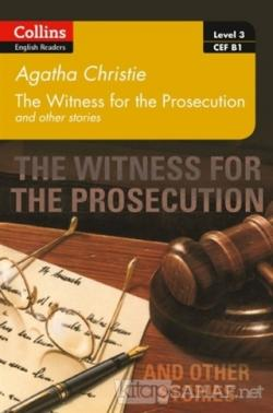 Witness for the Prosecution and Other Stories Level 3 (B1) +Online Audio