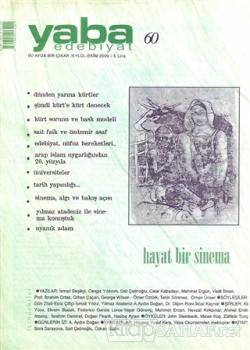 Yaba Edebiyat Dergisi Sayı: 60