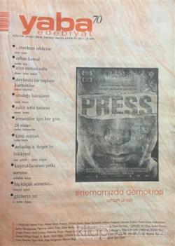 Yaba Edebiyat Dergisi Sayı: 70