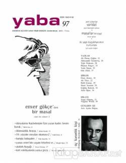 Yaba Edebiyat Dergisi Sayı: 97 Kasım-Aralık 2015