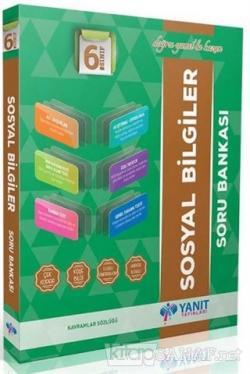 Yanıt 6. Sınıf Sosyal Bilgiler Soru Bankası