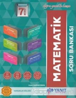 Yanıt 7. Sınıf Matematik Soru Bankası