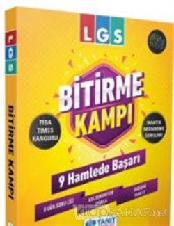 Yanıt LGS Bitirme Kampı-9 Hamlede Başarı