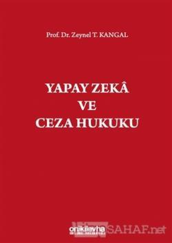 Yapay Zeka ve Ceza Hukuku