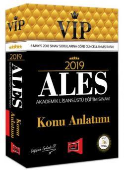 Yargı VIP ALES Konu Anlatımı 2019 Yeni