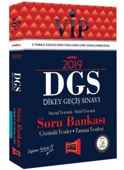 Yargı VIP DGS Sayısal Yetenek Sözel Yetenek Soru Bankası Çözümlü Testler Tarama Testleri 2019 Yeni