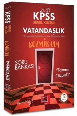 2019 KPSS Kozmik Oda Vatandaşlık Tamamı Çözümlü Soru Bankası