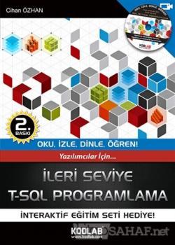 Yazılımcılar İçin İleri Seviye T-SQL Programlama (ciltsiz)