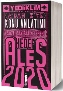 2020 ALES SAYISAL SÖZEL YETENEK KONU ANLATIMI