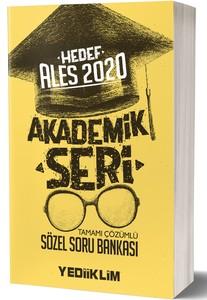 2020 ALES  TAMAMI ÇÖZÜMLÜ SÖZEL SORU BANKASI
