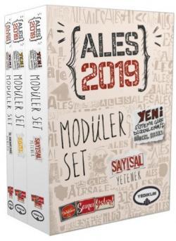 2019 ALES KONU ANLATIMLI MODÜLER SET