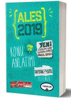 2019 ALES TÜM ADAYLAR KONU ANLATIMLI