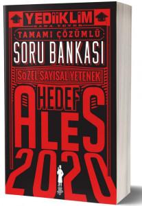 2020 ALES Sözel Sayısal Yetenek Tamamı Çözümlü Soru Bankası
