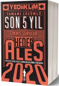 2020 ALES SON 5 YIL TAMAMI ÇÖZÜMLÜ ÇIKMIŞ SORULAR(22 EYLÜL ALES-2 EKLİ)