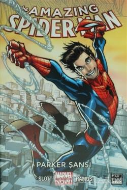 Yeni Amazing Spider Man Cilt 1-Parker Şansı