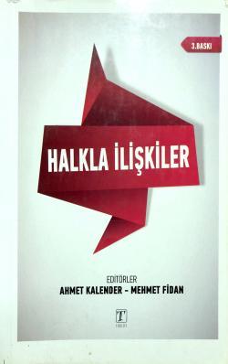Halkla İlişkiler - Ahmet Kalender- | Yeni ve İkinci El Ucuz Kitabın Ad