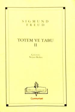 Totem ve Tabu 2. Cilt