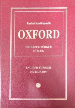 Resimli Ansiklopedik Oxford İngilizce Türkçe Sözlük 5. Cilt Takım -  