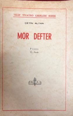 Mor Defter