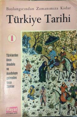 Türkiye Tarihi 1 Türklerden Önce Anadolu ve Anadoluya gelmden önce Türkler