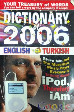 Dictionary of 2006 English-Turkish