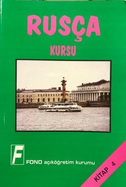 Rusça Kursu 6 Kitap Takım Fono Açıköğretim - Kolektif | Yeni ve İkinci