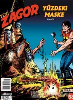 Yeni Zagor Sayı: 68 Yüzdeki Maske