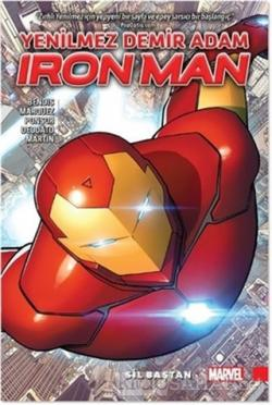 IRON MAN - Brian Michael Bendis | Yeni ve İkinci El Ucuz Kitabın Adres