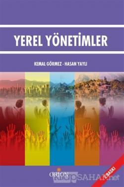 Yerel Yönetimler - Kemal Görmez- | Yeni ve İkinci El Ucuz Kitabın Adre