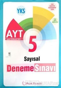 YKS AYT 5 Sayısal Deneme Sınavı
