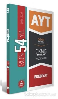 YKS AYT Edebiyat Son 54 Yıl Çıkmış Sorular ve Çözümleri