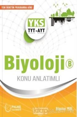 YKS TYT-AYT Biyoloji Konu Anlatımlı B