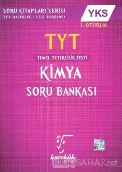 YKS TYT Kimya Soru Bankası 1. Oturum