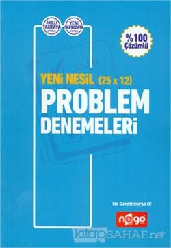 YKS Yeni Nesil 25x12 Problem Denemeleri