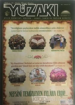 Yüzakı Aylık Edebiyat, Kültür - Sanat, Tarih ve Toplum Dergisi Sayı: 180 Şubat 2020