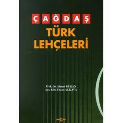çağaş türk lehçeleri