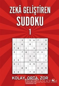 Zeka Geliştiren Sudoku 1