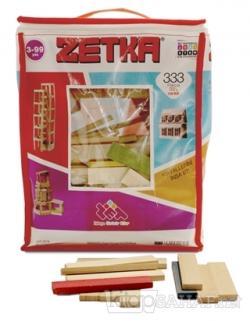 Zetka 333 Doğal + Renkli Parça