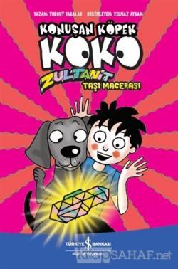 Zultanit Taşı Macerası - Konuşan Köpek Koko - Turgut Yasalar | Yeni ve