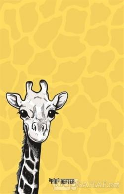 Zürafa Defter