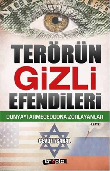 Terörün Gizli Efendileri - Cevdet Saral | Yeni ve İkinci El Ucuz Kitab