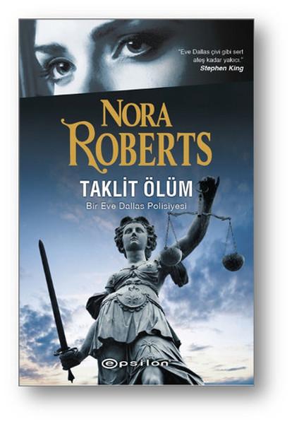 Taklit Ölüm - Nora Roberts | Yeni ve İkinci El Ucuz Kitabın Adresi