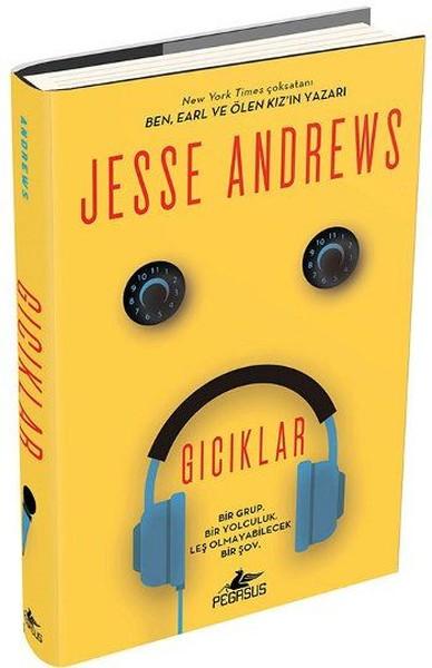 Gıcıklar (Ciltli) - Jesse Andrews | Yeni ve İkinci El Ucuz Kitabın Adr