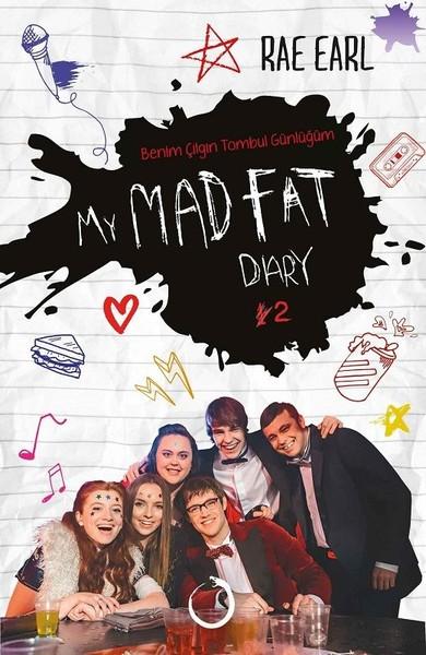 My Mad Fat Diary 2 (Ciltli) - Rae Earl | Yeni ve İkinci El Ucuz Kitabı