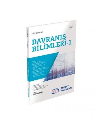 5010 - Davranış Bilimleri-I - Komisyon   Yeni ve İkinci El Ucuz Kitabı