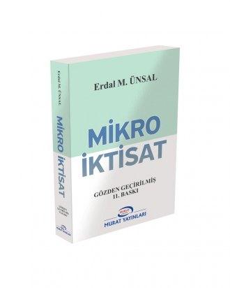 8668 Mikro İktisat - Erdal M. ÜNSAL - ERDAL M. ÜNSAL   Yeni ve İkinci