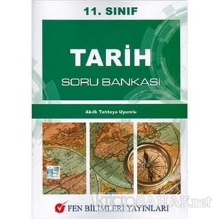 11. Sınıf Tarih Soru Bankası - Kolektif | Yeni ve İkinci El Ucuz Kitab