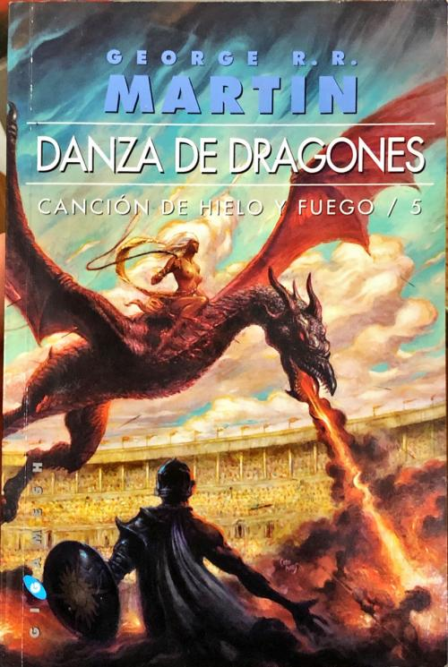 danza de dragones - George R. R. Martin | Yeni ve İkinci El Ucuz Kitab