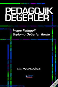 PEDAGOJİK DEĞERLER - Mustafa Girgin   Yeni ve İkinci El Ucuz Kitabın A
